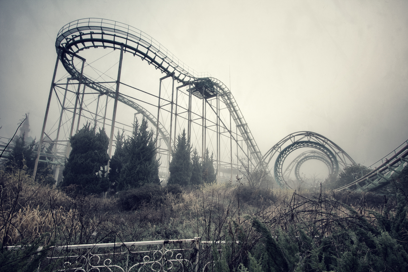 Abandoned Theme Park Nara